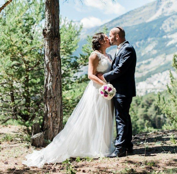 mariage à la montagne - Wedding Planner Les Bulles d'Emilie