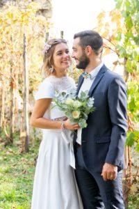 photo de couple mariage - Wedding Planner Savoie