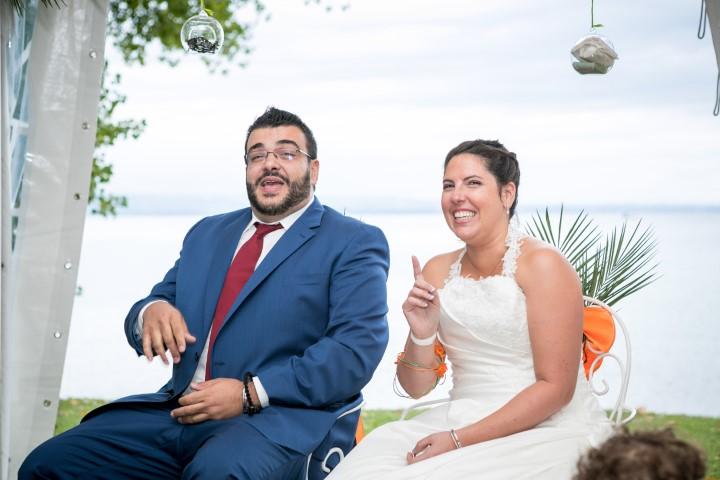 mariage lac leman
