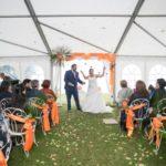 Mariage lac léman