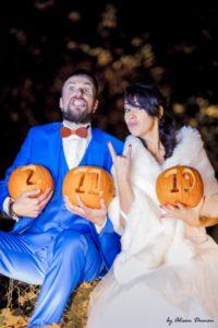 couple mariage automne