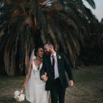 mariage à l'étranger sur la plage